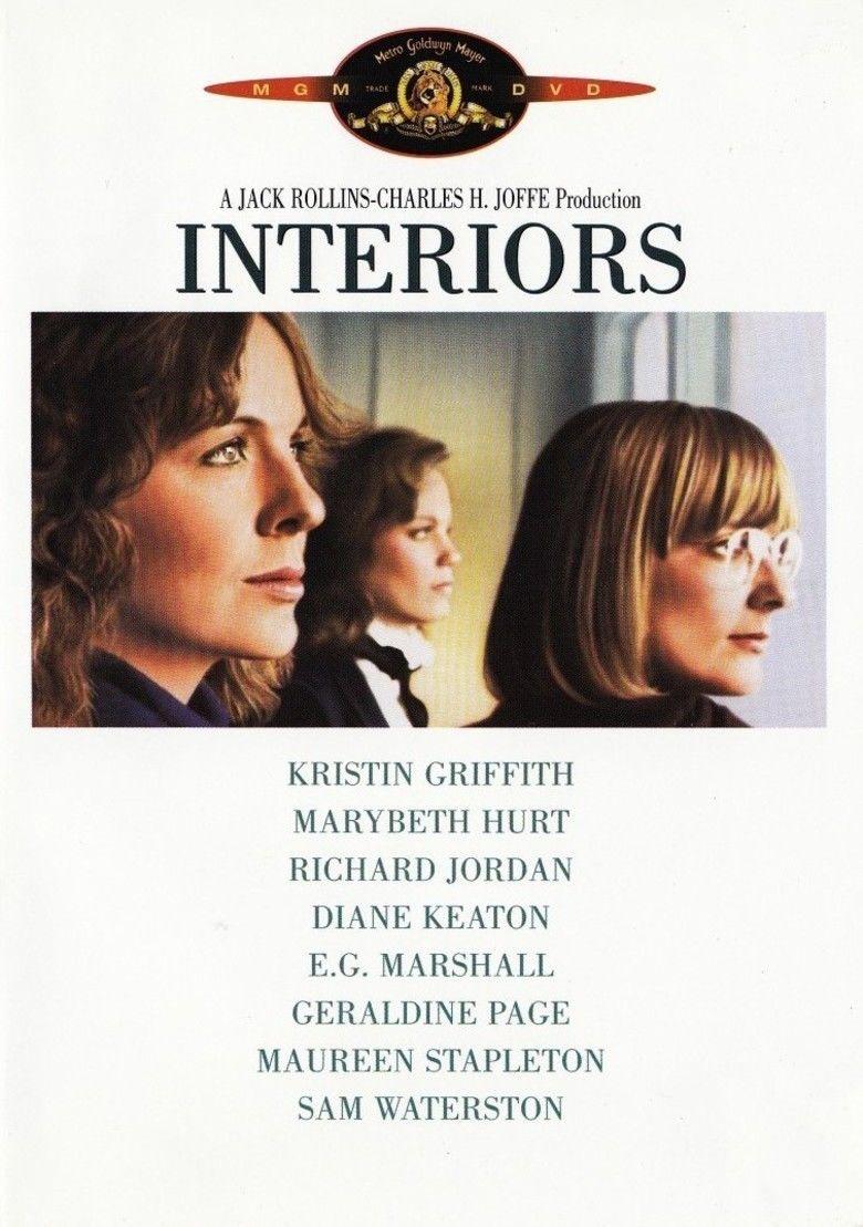 Interiors movie poster