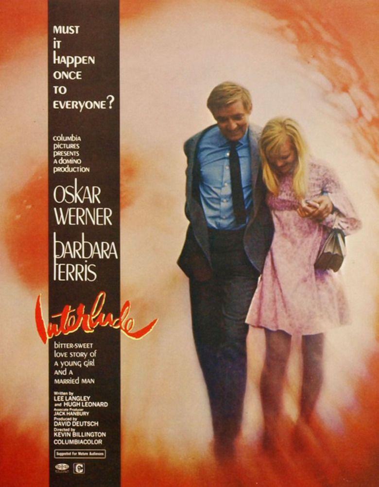 Interlude (1968 film) movie poster
