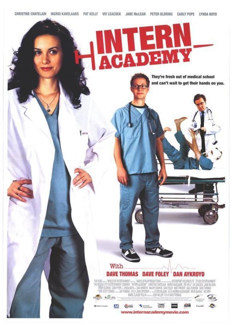 Intern Academy movie poster