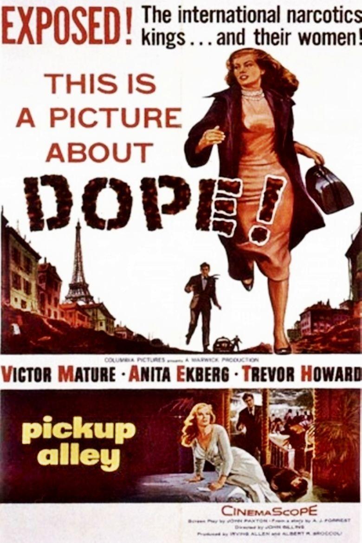 Interpol (1957 film) movie poster