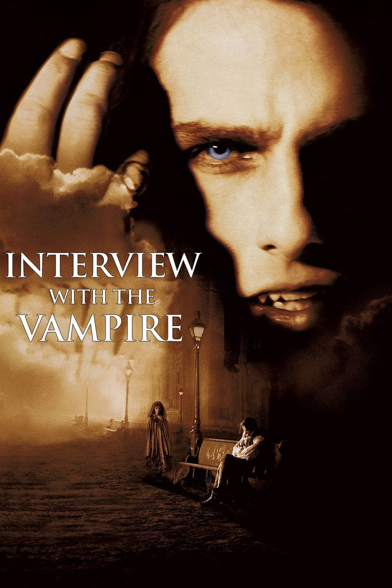 Interview with the Vampire (film) movie poster