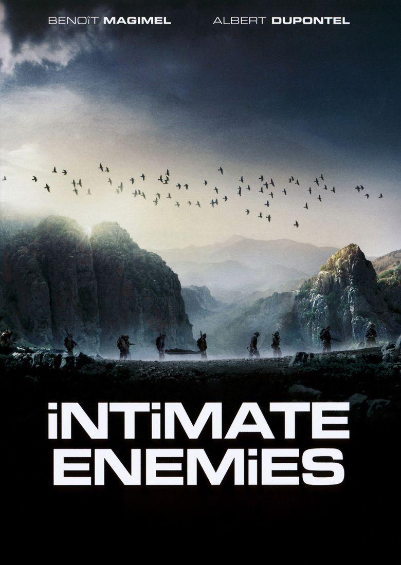 Intimate Enemies movie poster
