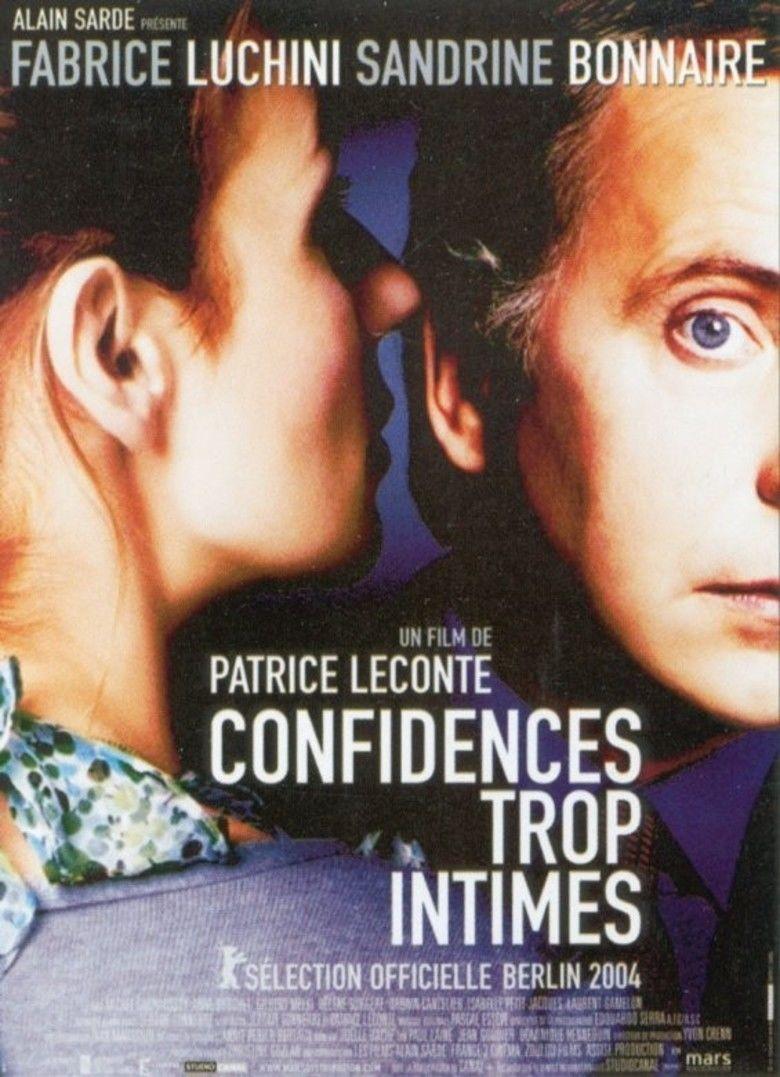 Intimate Strangers (2004 film) movie poster