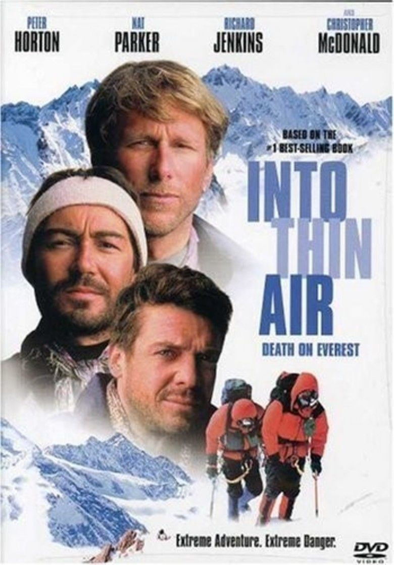 Into Thin Air: Death on Everest movie poster