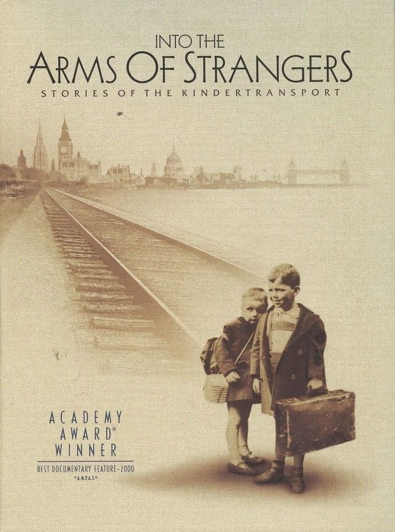 Into the Arms of Strangers: Stories of the Kindertransport movie poster
