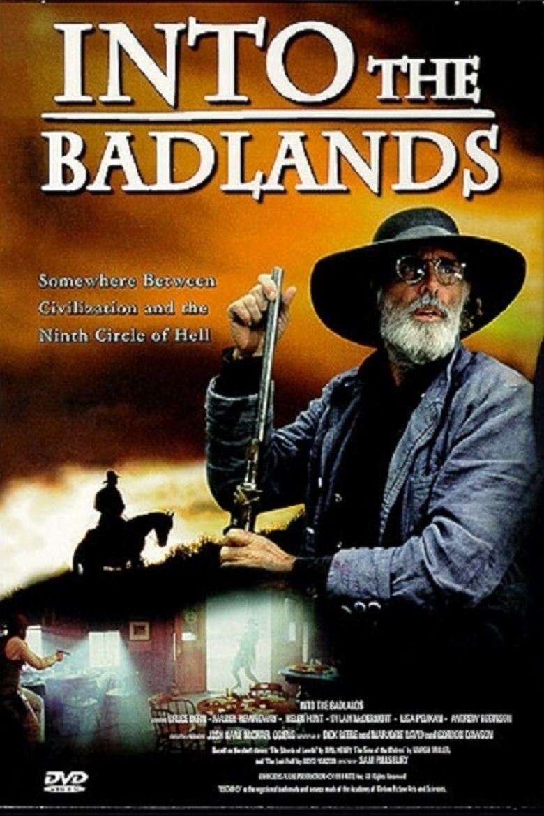 Into the Badlands movie poster