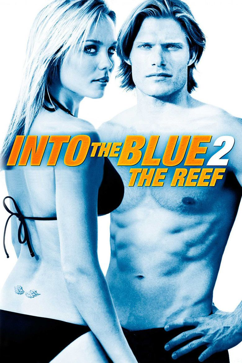 Into the Blue 2: The Reef movie poster