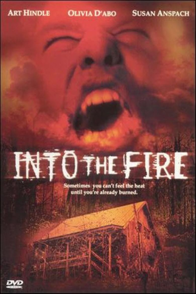 Into the Fire (1988 film) movie poster