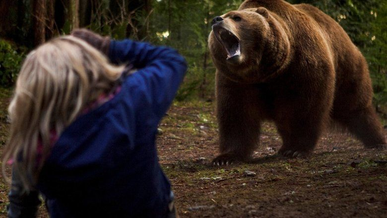 Into the Grizzly Maze movie scenes