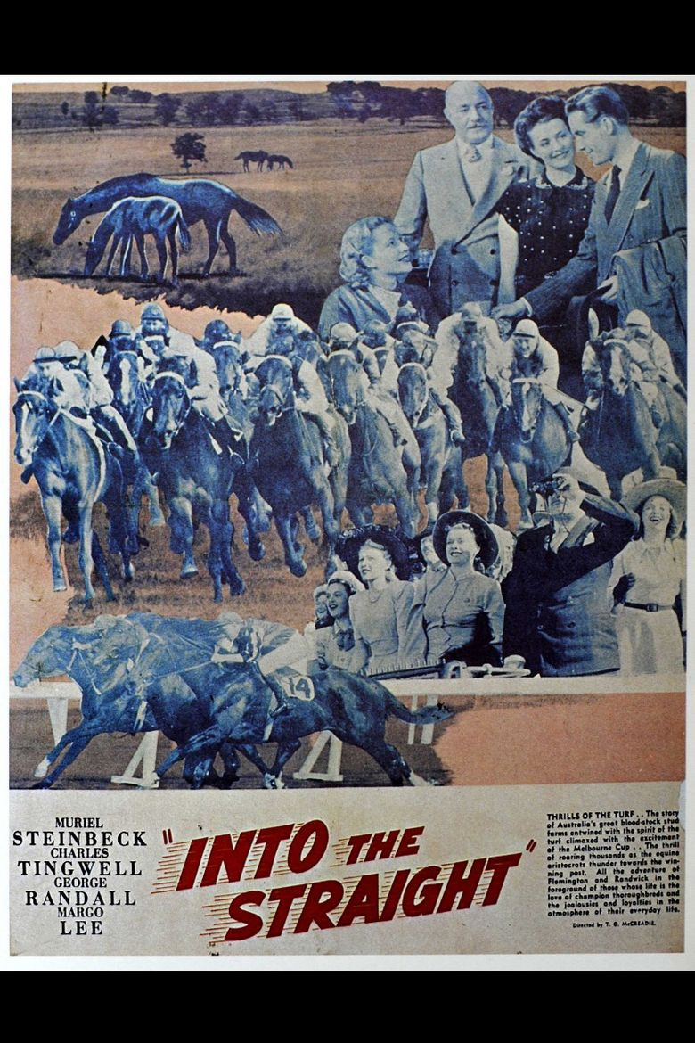 Into the Straight movie poster