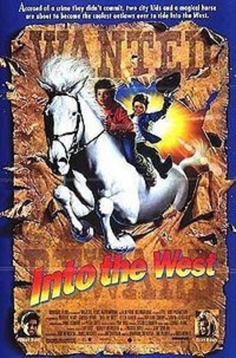Into the West (film) movie poster