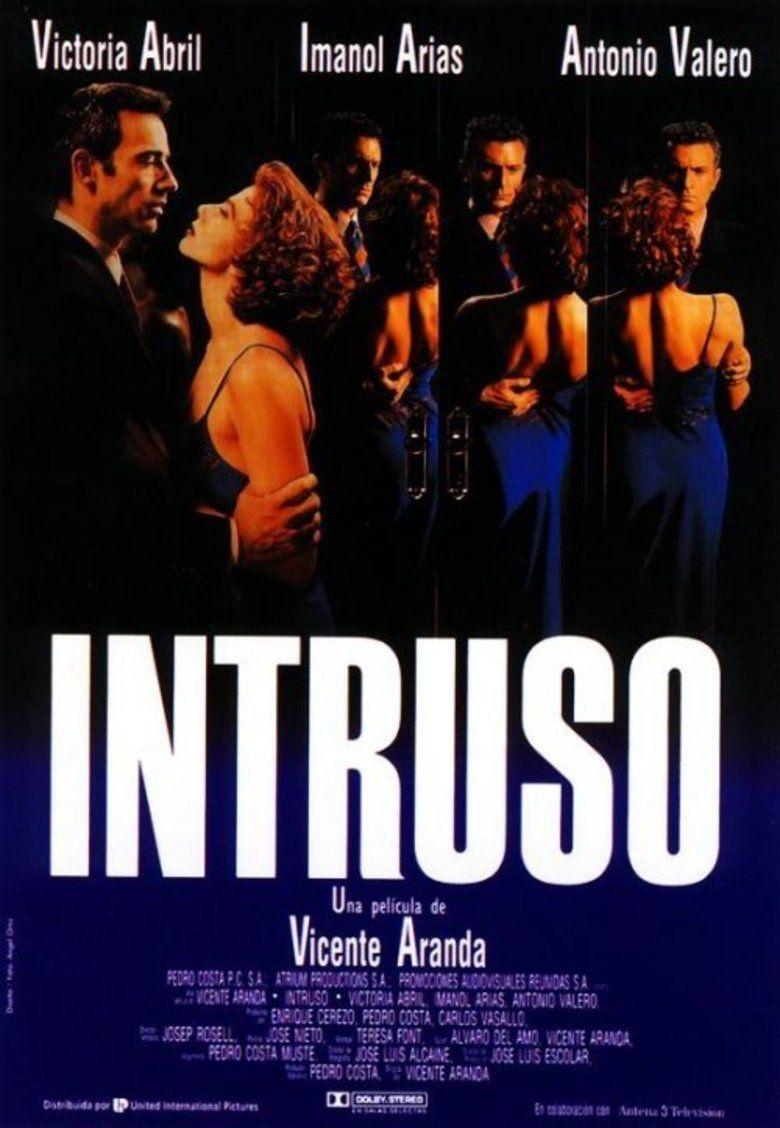 Intruder (1993 film) movie poster