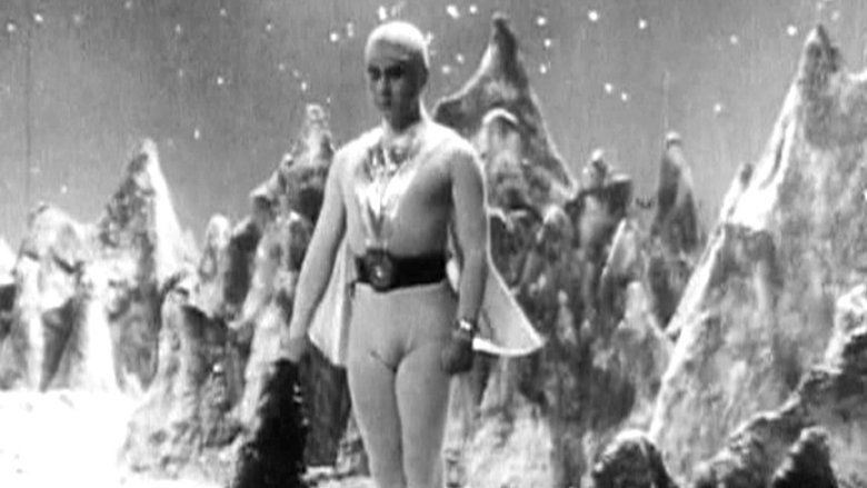 Invaders from Space movie scenes