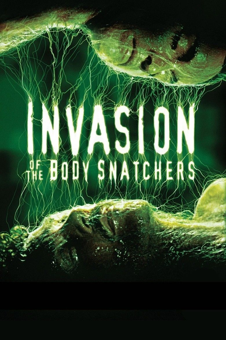 Invasion of the Body Snatchers (1978 film) movie poster