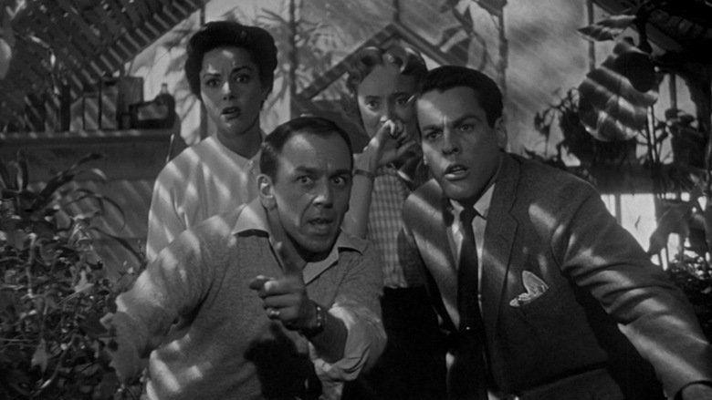 Invasion of the Body Snatchers movie scenes