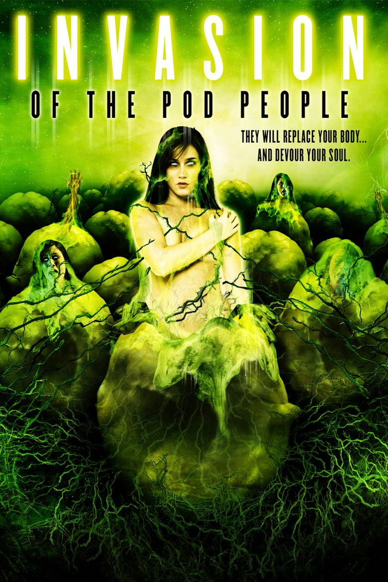 Invasion of the Pod People movie poster