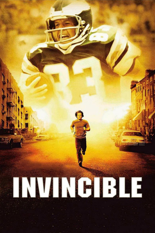 Invincible (2006 film) movie poster