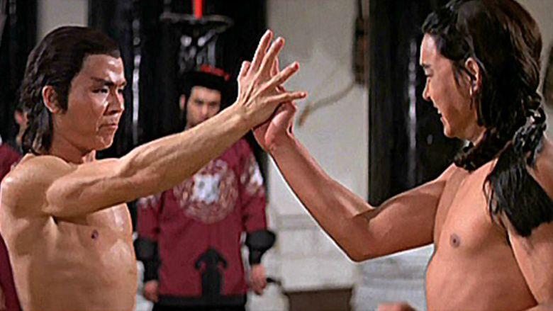 Invincible Shaolin movie scenes