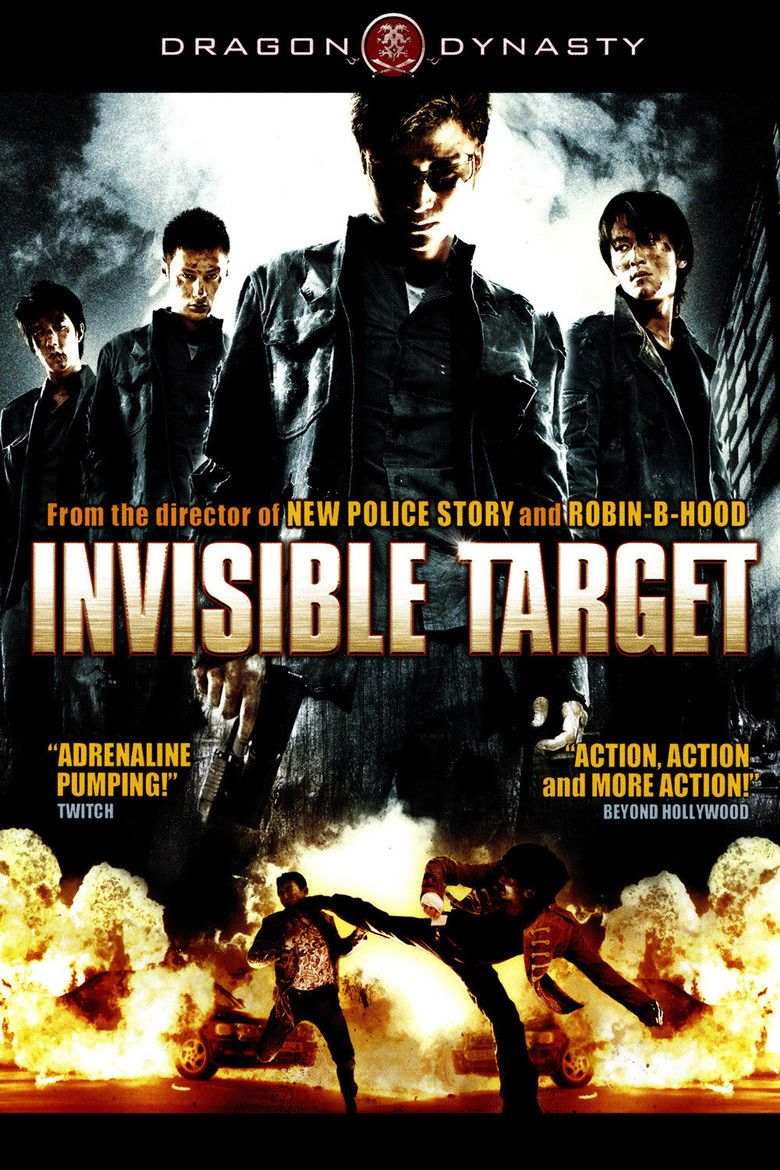 Invisible Target movie poster