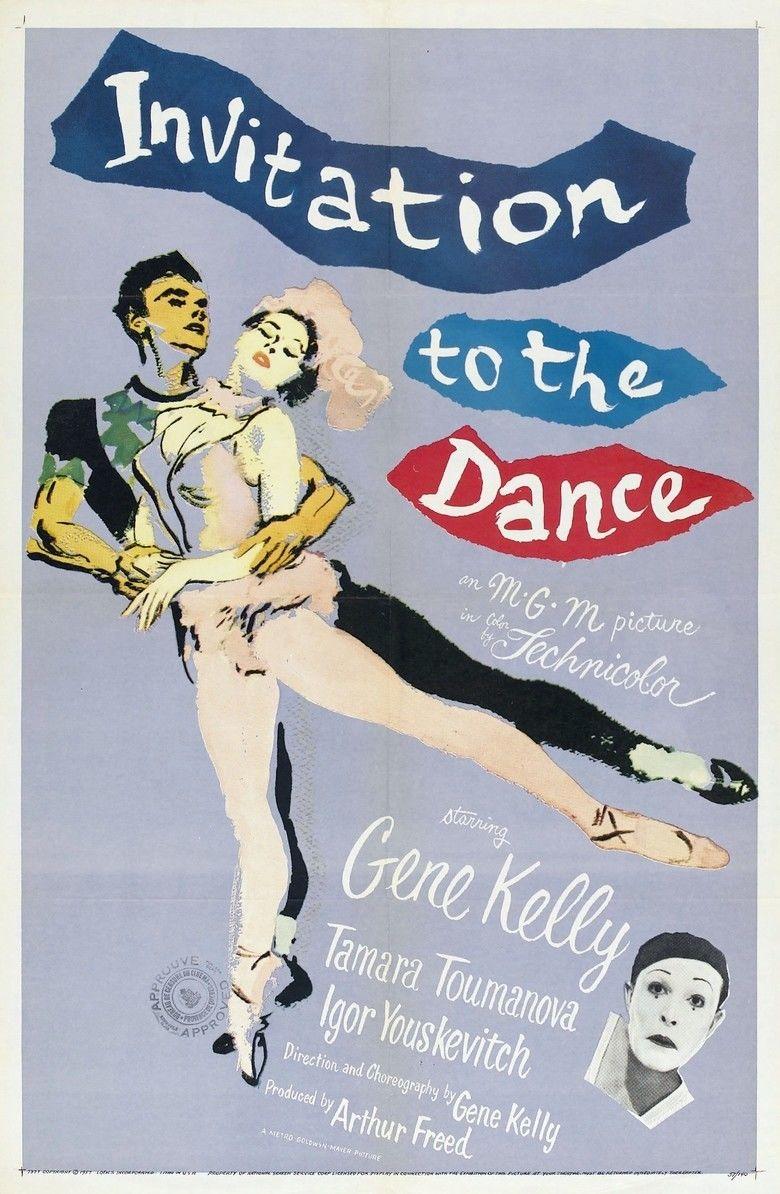 Invitation to the Dance (film) movie poster