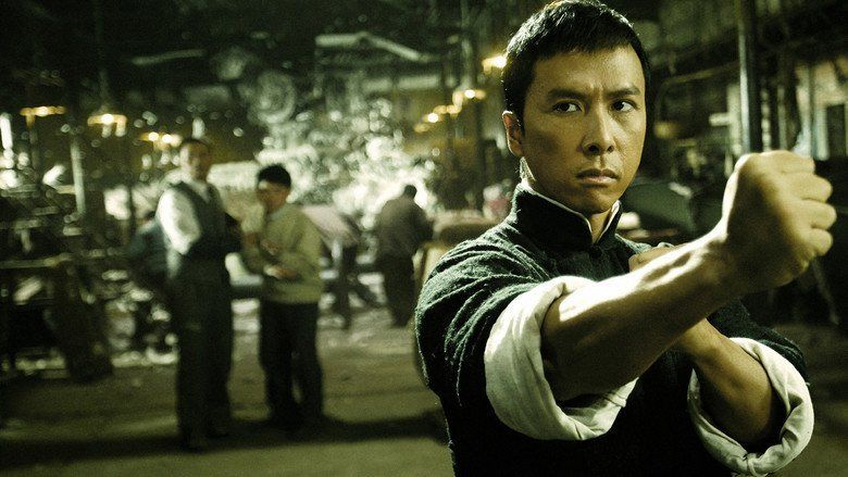 Ip Man (film) movie scenes