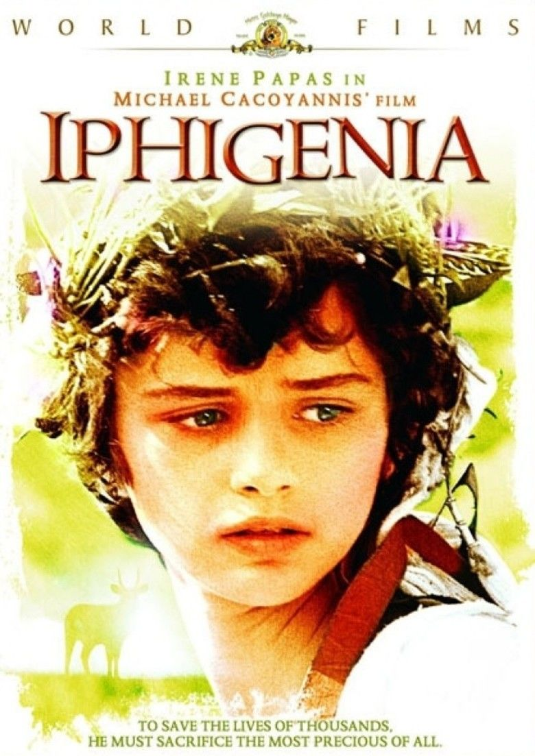Iphigenia (film) movie poster