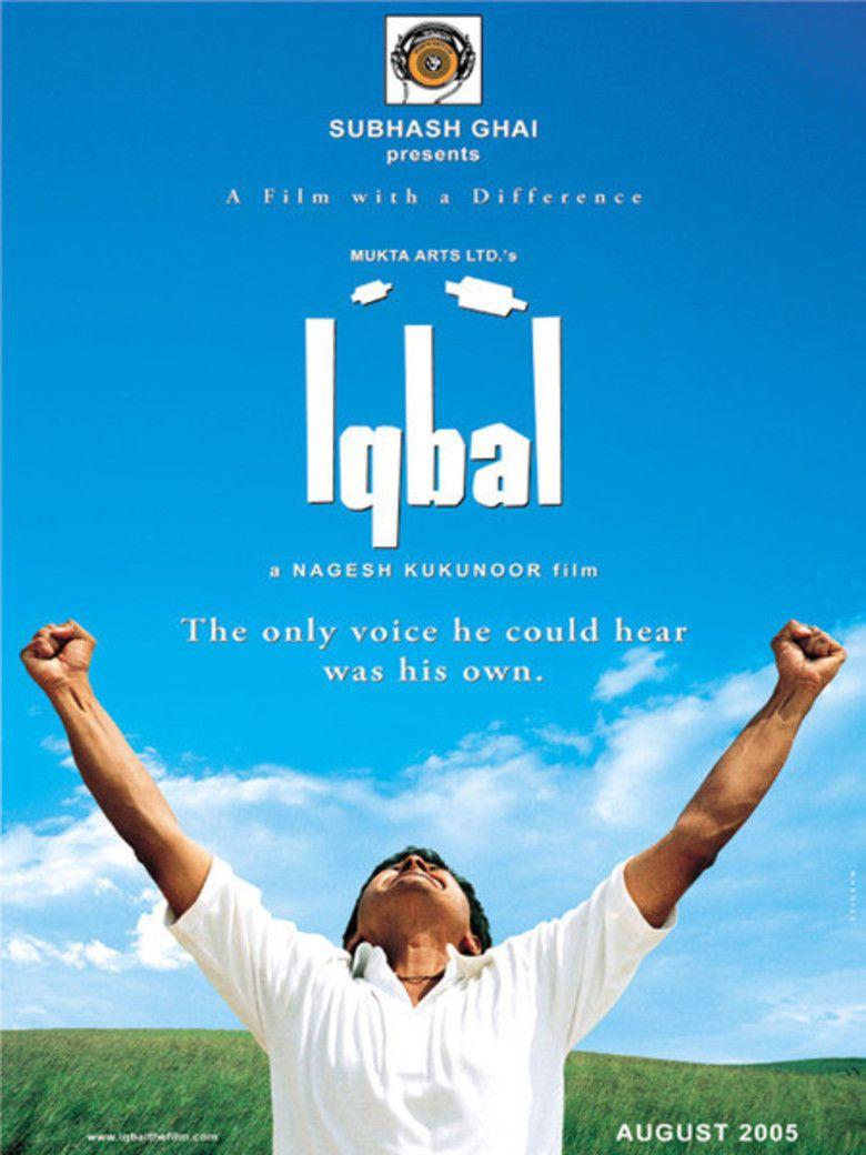 Iqbal (film) movie poster