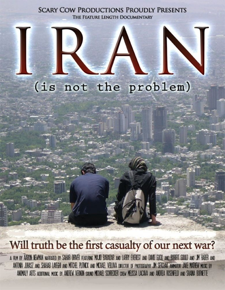 Iran (is not the problem) movie poster