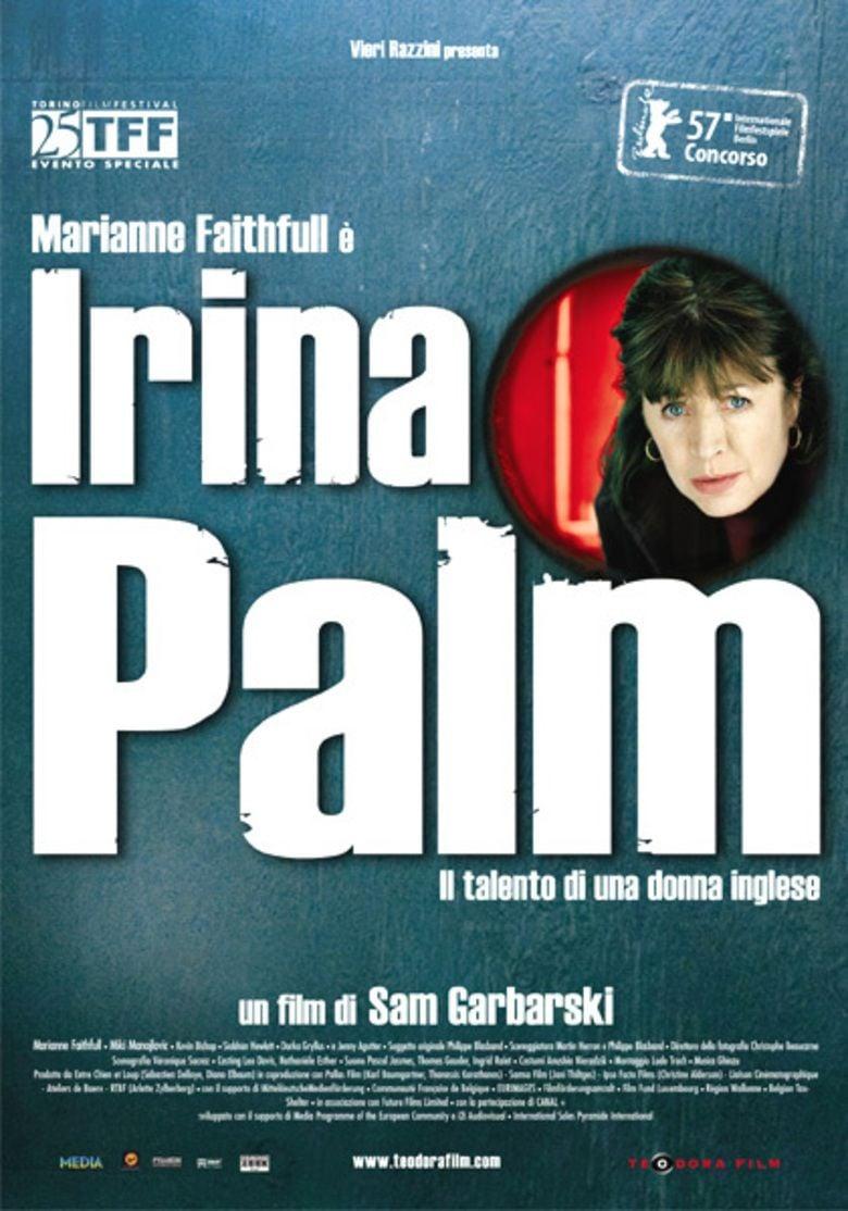 Irina Palm movie poster