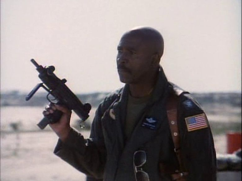Iron Eagle on the Attack movie scenes