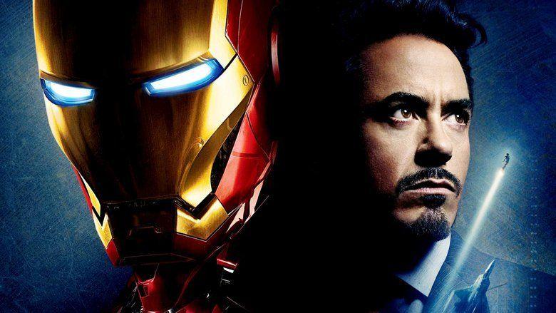 Iron Man (2008 film) movie scenes