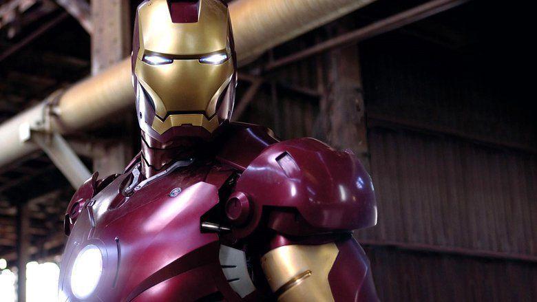 film iron man 2008 bluray