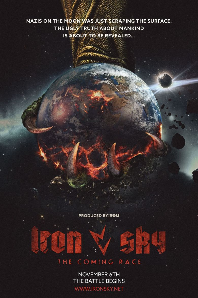 Iron Sky: The Coming Race movie poster