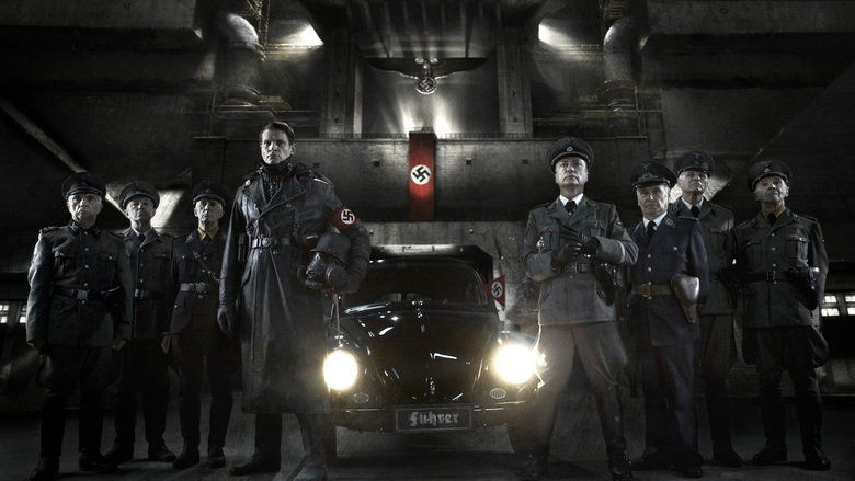 Iron Sky movie scenes
