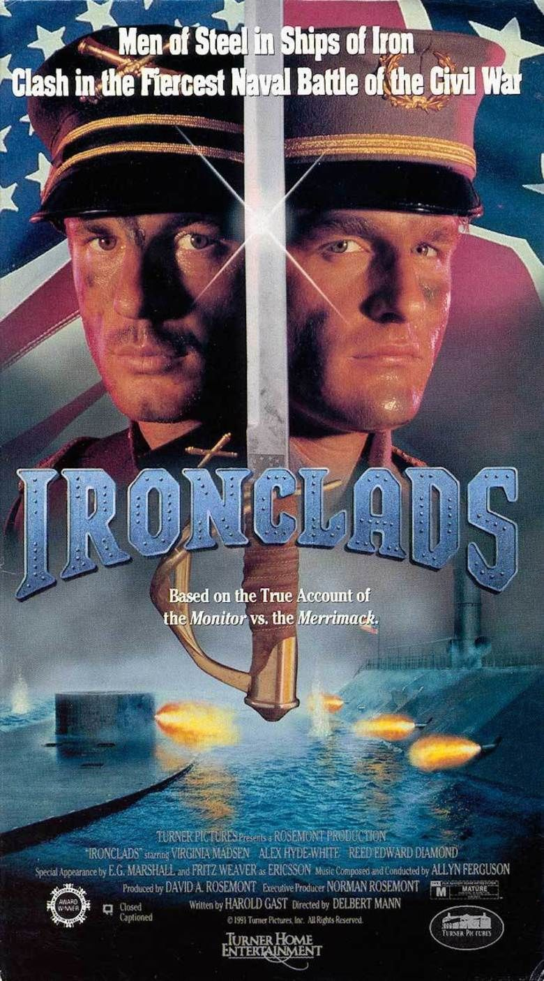 Ironclads (film) movie poster