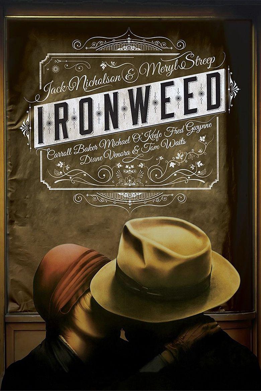 Ironweed (film) movie poster