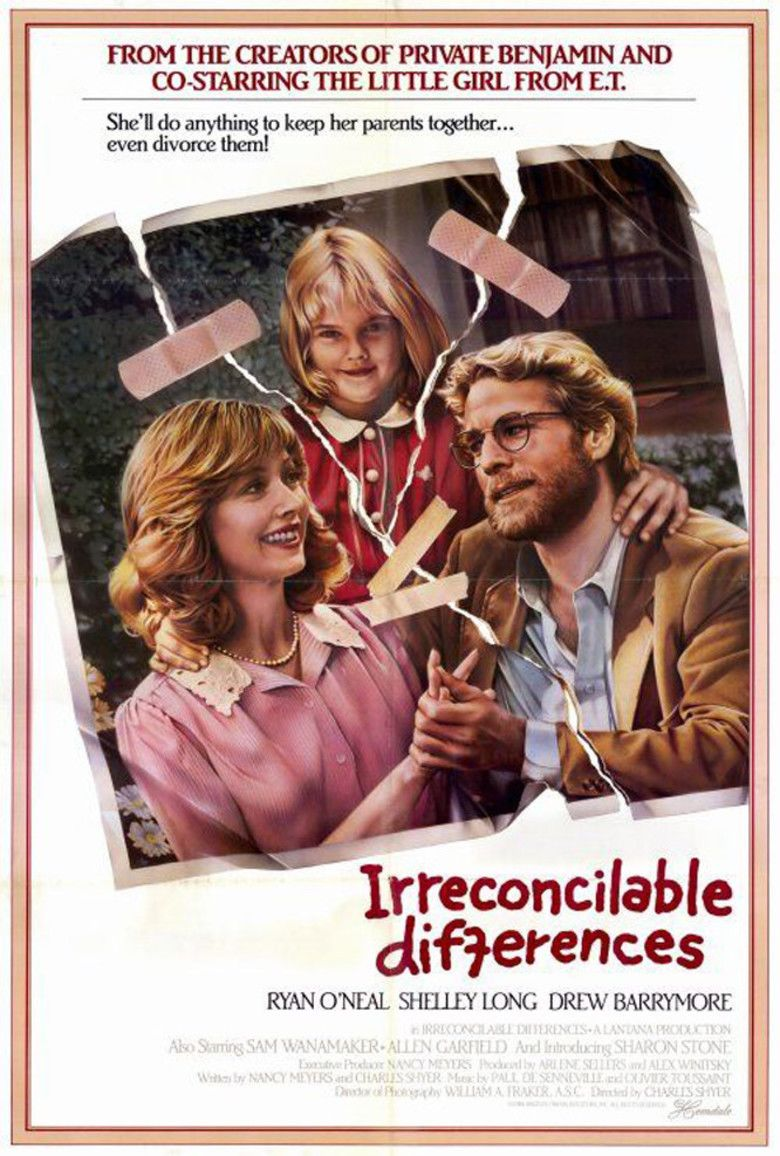 Irreconcilable Differences movie poster