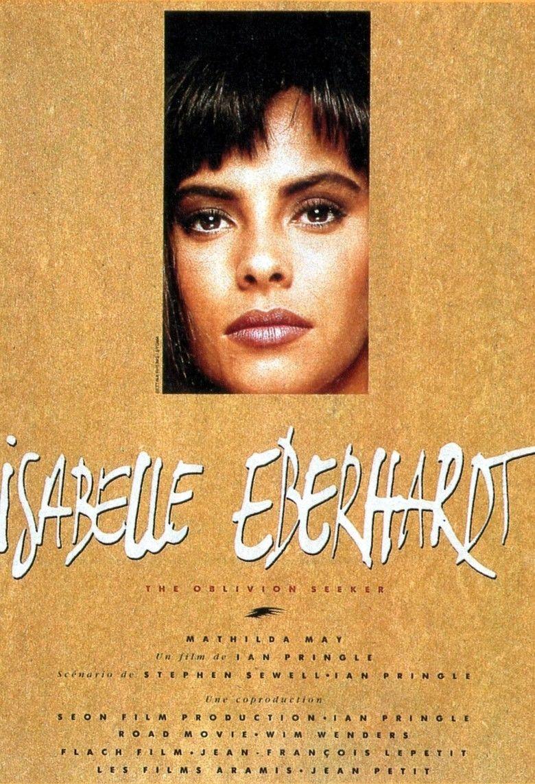 Isabelle Eberhardt (film) movie poster