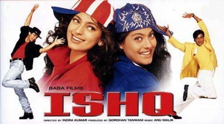 Ishq (1997 film) movie scenes