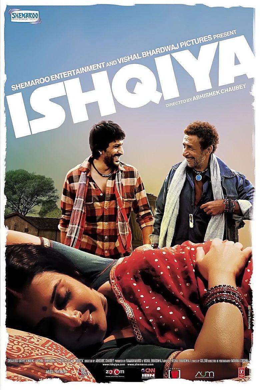 Ishqiya movie poster