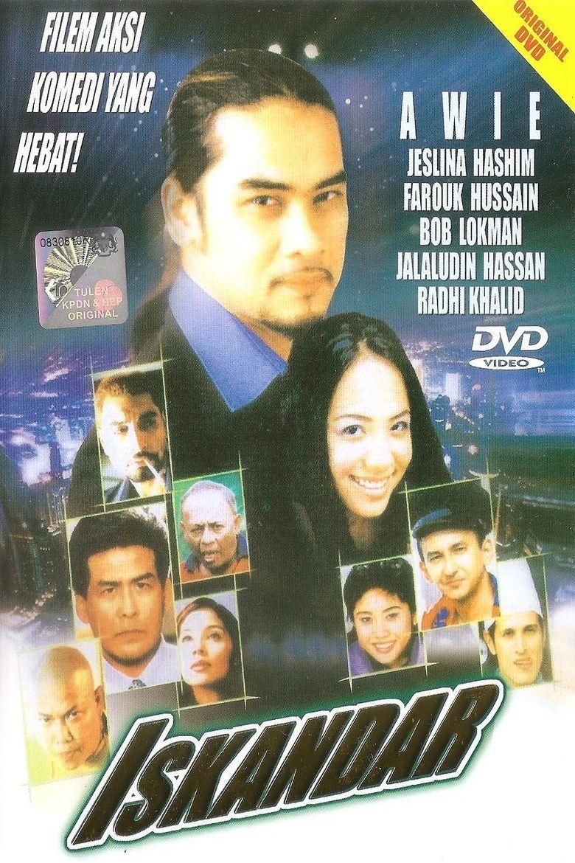 Iskandar (film) movie poster