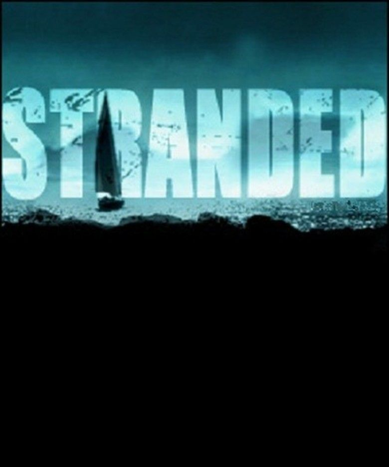Island Heat: Stranded movie poster