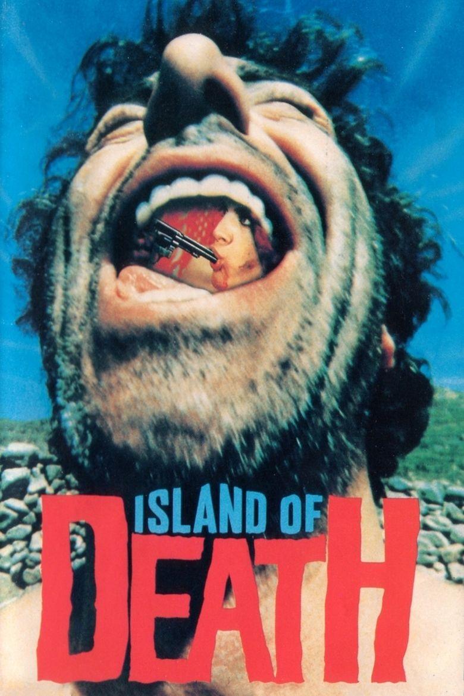 Island of Death (film) movie poster