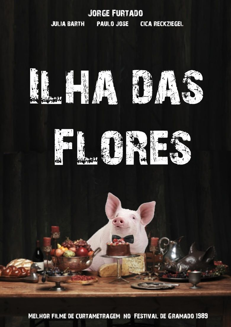 Isle of Flowers movie poster