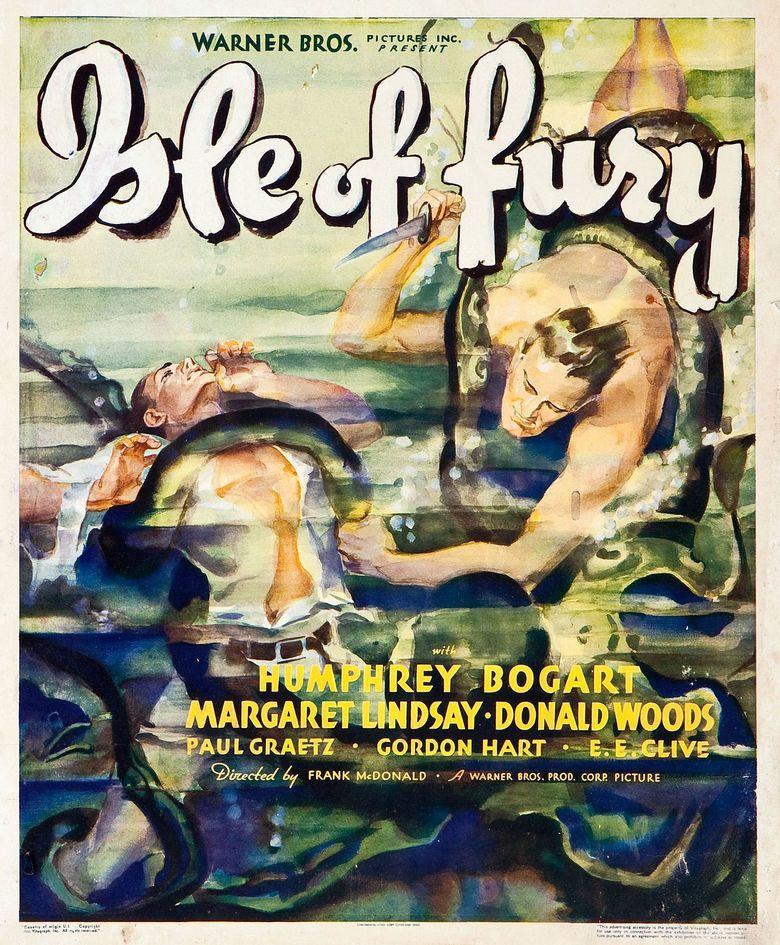 Isle of Fury movie poster