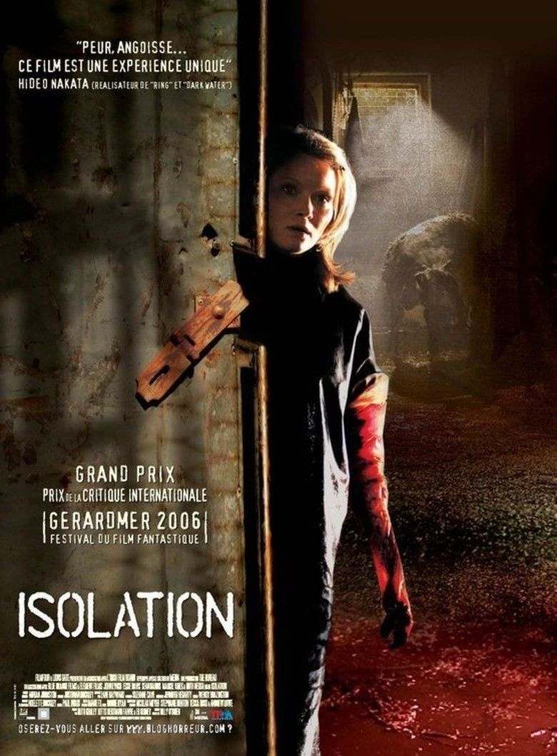 Isolation (2005 film) movie poster