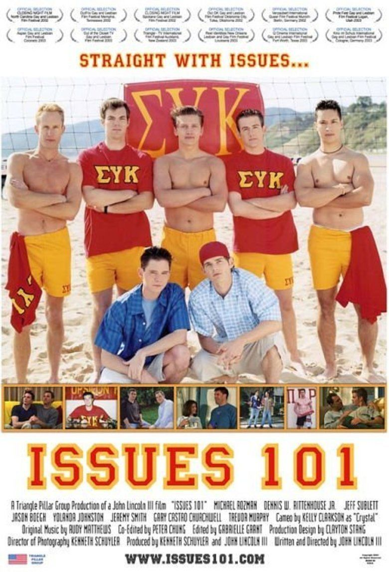Issues 101 movie poster