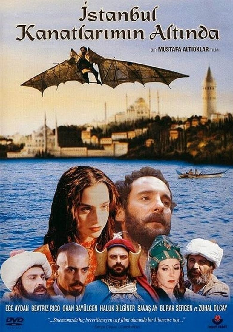 Istanbul Beneath My Wings movie poster