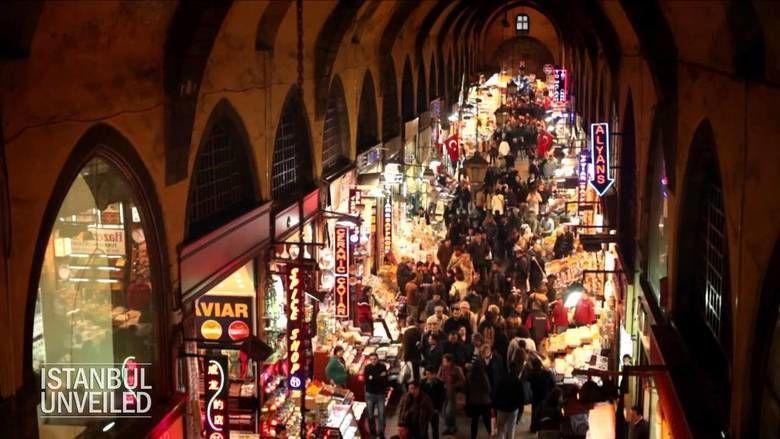 Istanbul Unveiled movie scenes