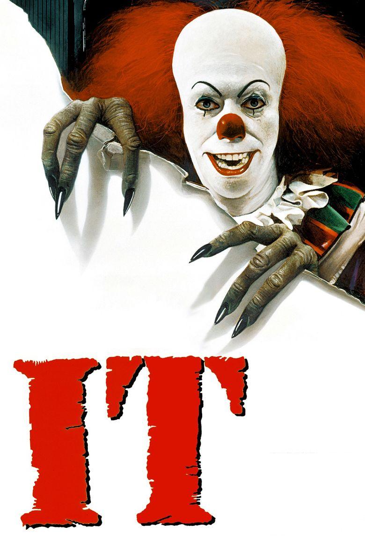 It (1990 film) movie poster